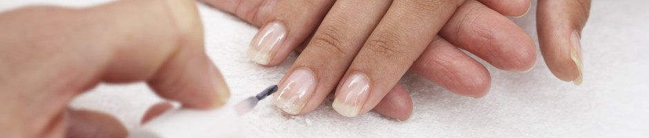manicures, pedicures, artificial nails